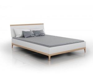 Łóżko drewniane Visby LIVIA