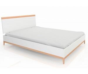 Skandynawskie wysokie łóżko...
