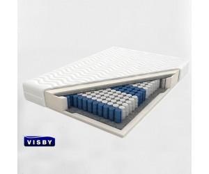 VISBY: NORLAND LONG - materac kieszeniowy Pianka Wysokoelastyczna