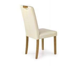 CARO krzesło buk / krem (1p 2szt)