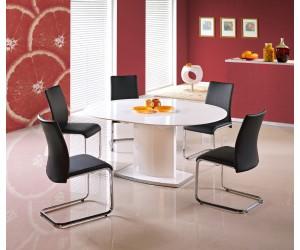 Stół FEDERICO biały HALMAR