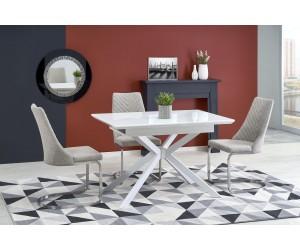 Stół HARPER biały HALMAR