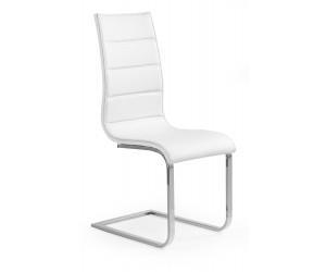 Krzesło metalowe K104 białe...