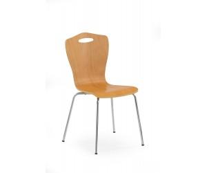 Krzesło metalowe K84 olcha...