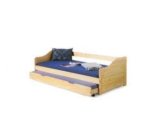 Łóżko drewniane LAURA sosna...
