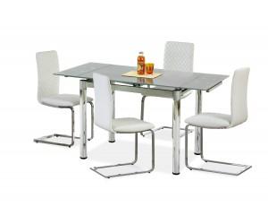 Stół LOGAN 2 popielaty HALMAR