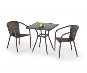 Stół MOBIL czarny HALMAR