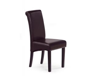 NERO krzesło wenge/ciemny brąz (1p 2szt)