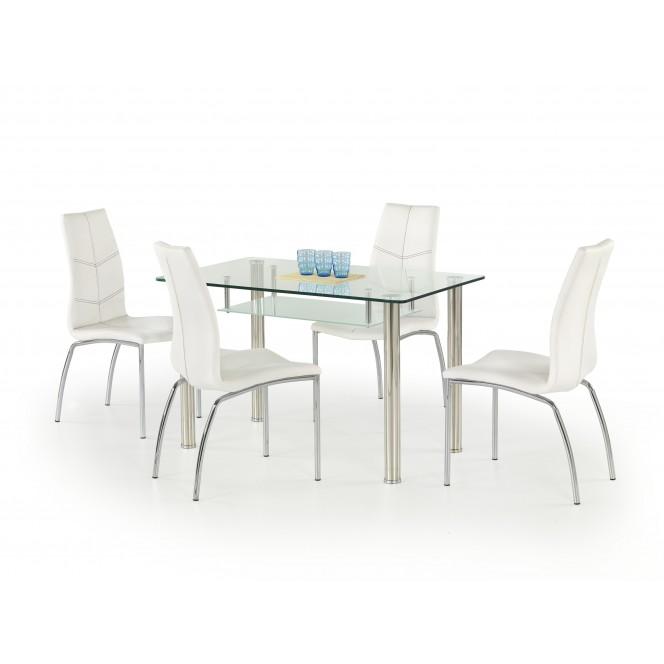 Stół OLIVIER bezbarwny HALMAR