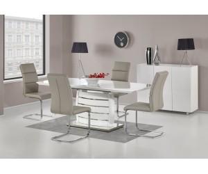 Stół ONYX biały HALMAR