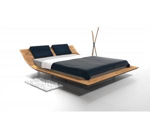 Drewniane łóżko Lebron premium