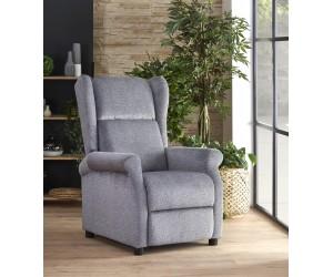 AGUSTIN fotel wypoczynkowy popiel (1p 1szt)