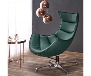 LUXOR fotel wypoczynkowy zielony (1p 1szt)