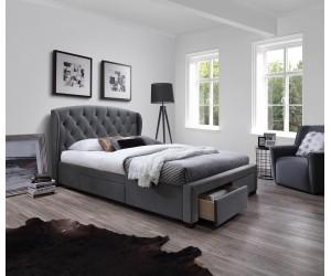 SABRINA łóżko z szufladami popiel (6p 1szt)
