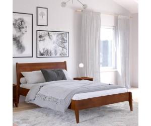 Łóżko drewniane bukowe Visby RADOM