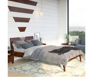 Łóżko drewniane sosnowe Visby WOŁOMIN