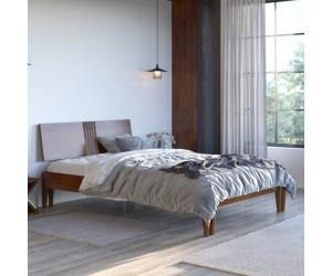 Łóżko drewniane sosnowe Visby POZNAŃ