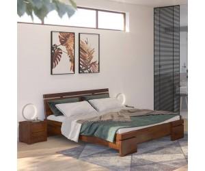 Łóżko drewniane sosnowe Skandica SPARTA Maxi & Long