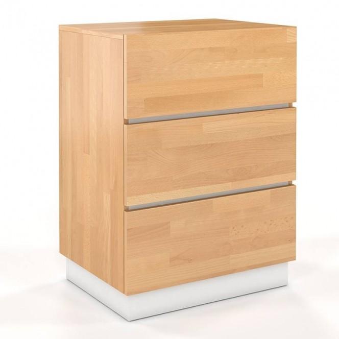 Drewniana komoda z szufladami Visby FINN