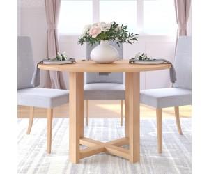 Stół bukowy okrągły Visby ROTUNDA