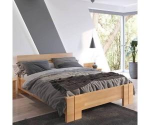 Łóżko bukowe Visby ARHUS High Long