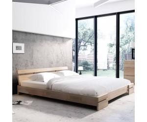 Łóżko drewniane bukowe Skandica SPARTA Long