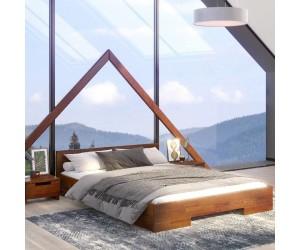 Łóżko drewniane sosnowe Skandica SPECTRUM Long