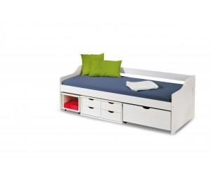 FLORO 2 łóżko białe (5p 1szt)