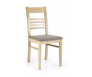 JULIUSZ krzesło dąb sonoma / tap: Inari23 (1p 2szt)
