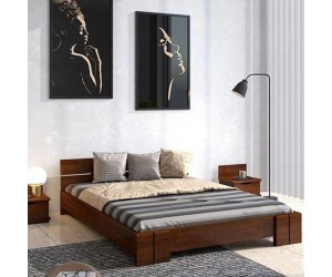 Łóżko sosnowe Visby ARHUS Long