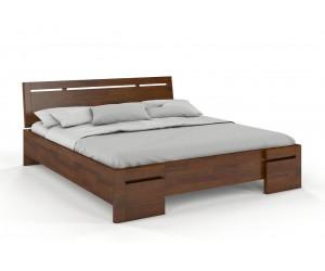 Łóżko sosnowe Visby SALERNO High BC
