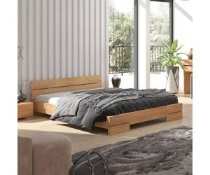 Łóżko bukowe Visby SANDEMO Long