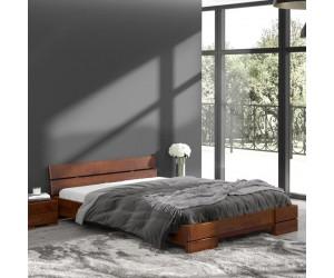 Łóżko sosnowe Visby SANDEMO Long