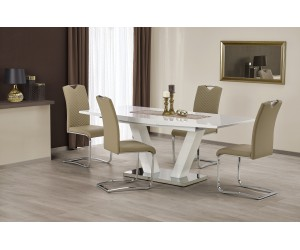 VISION stół biały (3p 1szt)