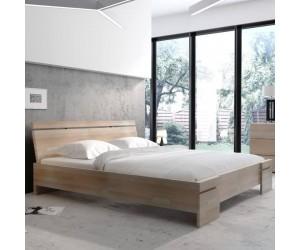 Łóżko drewniane bukowe Skandica SPARTA Maxi & Long