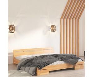 Łóżko bukowe Visby SALERNO