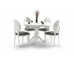 WILLIAM stół biały (2p 1szt)