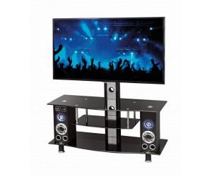RTV22 stolik TV czarny stereo (2p 1szt)