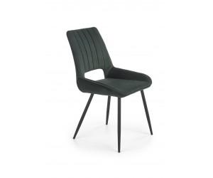 K404 krzesło ciemny zielony