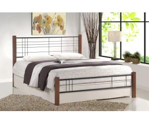 VIERA 180 cm łóżko czereśnia antyczna