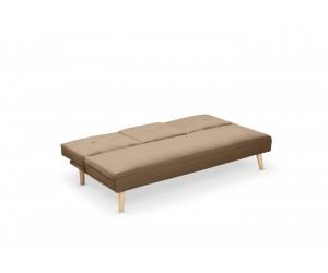 BACON sofa rozkładana beżowa
