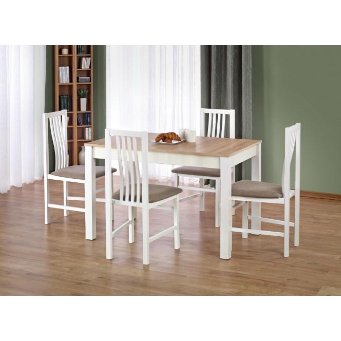 KSAWERY stół kolor dąb sonoma / biały...