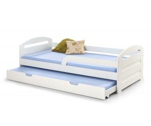 NATALIE 2 łóżko białe (4p...
