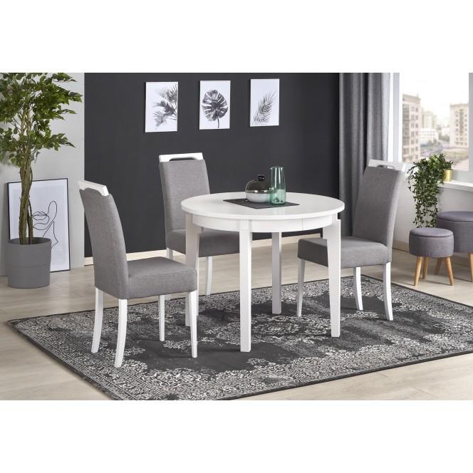 SORBUS stół rozkładany, blat - biały,...