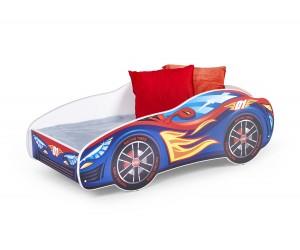 SPEED łóżko wielobarwny (1p...