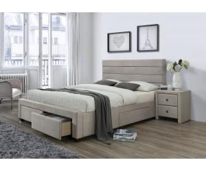 Łóżko tapicerowane KAYLEON...