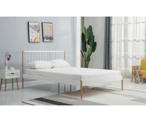 LEMI 120 cm łóżko metalowe...