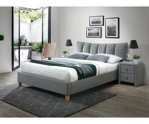 Łóżko tapicerowane SANDY 2...
