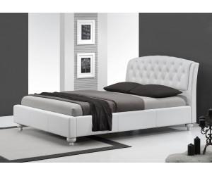 SOFIA łóżko biały (3p 1szt.)