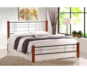 Łóżko VIERA 160 czereśnia...
